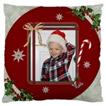 Christmas Memories Flano Cushioon Case - Standard Flano Cushion Case (One Side)