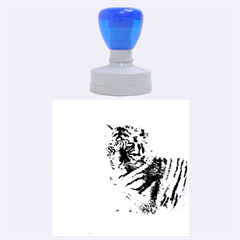 Tiger 2015 0101 Rubber Round Stamps (Large) by JAMFoto