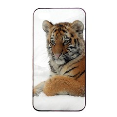 Tiger 2015 0101 Apple Iphone 4/4s Seamless Case (black) by JAMFoto