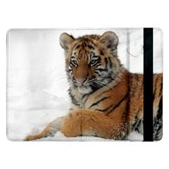 Tiger 2015 0101 Samsung Galaxy Tab Pro 12 2  Flip Case