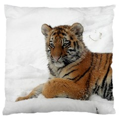 Tiger 2015 0101 Large Flano Cushion Cases (one Side)