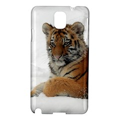 Tiger 2015 0101 Samsung Galaxy Note 3 N9005 Hardshell Case by JAMFoto