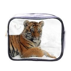 Tiger 2015 0102 Mini Toiletries Bags by JAMFoto