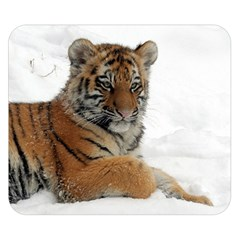 Tiger 2015 0102 Double Sided Flano Blanket (small)  by JAMFoto