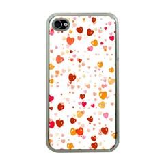 Heart 2014 0604 Apple Iphone 4 Case (clear) by JAMFoto