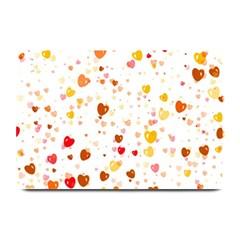 Heart 2014 0605 Plate Mats by JAMFoto
