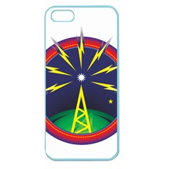 Broadcast Apple Seamless iPhone 5 Case (Color)