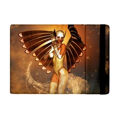 Beautiful Angel In The Sky Ipad Mini 2 Flip Cases by FantasyWorld7