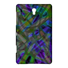 Colorful Abstract Stained Glass G301 Samsung Galaxy Tab S (8 4 ) Hardshell Case  by MedusArt