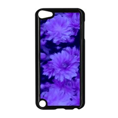 Phenomenal Blossoms Blue Apple Ipod Touch 5 Case (black)