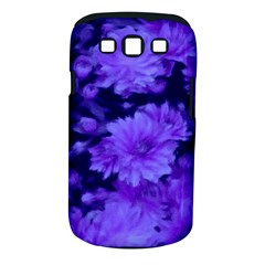 Phenomenal Blossoms Blue Samsung Galaxy S Iii Classic Hardshell Case (pc+silicone)