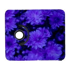 Phenomenal Blossoms Blue Samsung Galaxy S  Iii Flip 360 Case by MoreColorsinLife