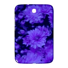 Phenomenal Blossoms Blue Samsung Galaxy Note 8 0 N5100 Hardshell Case