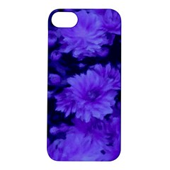 Phenomenal Blossoms Blue Apple Iphone 5s Hardshell Case