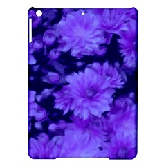 Phenomenal Blossoms Blue Ipad Air Hardshell Cases