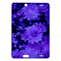 Phenomenal Blossoms Blue Kindle Fire Hd (2013) Hardshell Case by MoreColorsinLife
