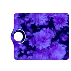 Phenomenal Blossoms Blue Kindle Fire HDX 8.9  Flip 360 Case by MoreColorsinLife
