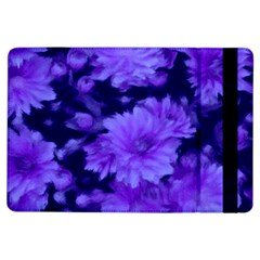 Phenomenal Blossoms Blue Ipad Air Flip