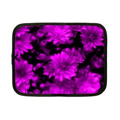 Phenomenal Blossoms Hot  Pink Netbook Case (small)