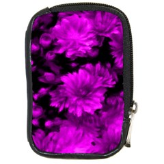 Phenomenal Blossoms Hot  Pink Compact Camera Cases