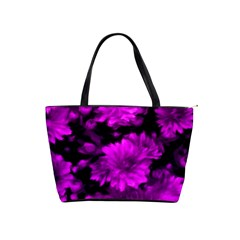 Phenomenal Blossoms Hot  Pink Shoulder Handbags
