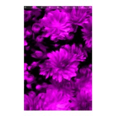 Phenomenal Blossoms Hot  Pink Shower Curtain 48  X 72  (small)