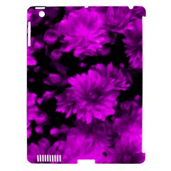 Phenomenal Blossoms Hot  Pink Apple Ipad 3/4 Hardshell Case (compatible With Smart Cover)
