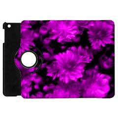 Phenomenal Blossoms Hot  Pink Apple Ipad Mini Flip 360 Case