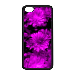 Phenomenal Blossoms Hot  Pink Apple Iphone 5c Seamless Case (black)