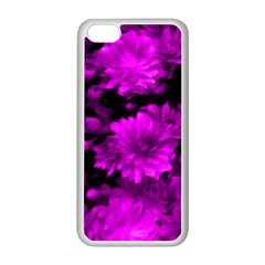 Phenomenal Blossoms Hot  Pink Apple Iphone 5c Seamless Case (white)