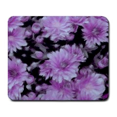 Phenomenal Blossoms Lilac Large Mousepads by MoreColorsinLife