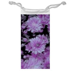 Phenomenal Blossoms Lilac Jewelry Bags