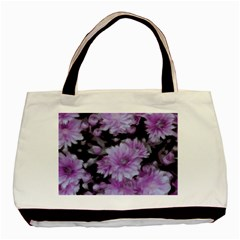 Phenomenal Blossoms Lilac Basic Tote Bag
