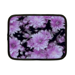 Phenomenal Blossoms Lilac Netbook Case (small)