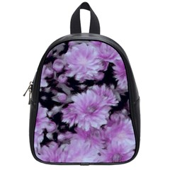 Phenomenal Blossoms Lilac School Bags (small)  by MoreColorsinLife
