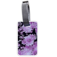Phenomenal Blossoms Lilac Luggage Tags (two Sides)