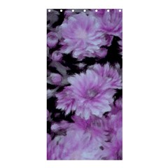 Phenomenal Blossoms Lilac Shower Curtain 36  X 72  (stall)  by MoreColorsinLife
