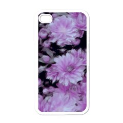 Phenomenal Blossoms Lilac Apple Iphone 4 Case (white)