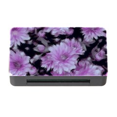 Phenomenal Blossoms Lilac Memory Card Reader With Cf by MoreColorsinLife