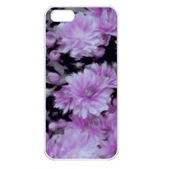 Phenomenal Blossoms Lilac Apple Iphone 5 Seamless Case (white)