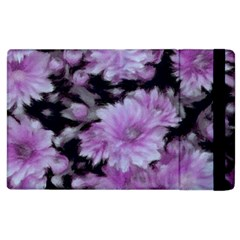 Phenomenal Blossoms Lilac Apple Ipad 3/4 Flip Case by MoreColorsinLife