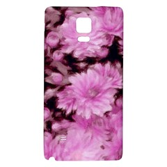Phenomenal Blossoms Pink Galaxy Note 4 Back Case