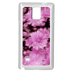 Phenomenal Blossoms Pink Samsung Galaxy Note 4 Case (white)