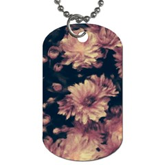 Phenomenal Blossoms Soft Dog Tag (One Side) by MoreColorsinLife