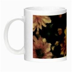 Phenomenal Blossoms Soft Night Luminous Mugs by MoreColorsinLife