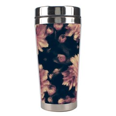 Phenomenal Blossoms Soft Stainless Steel Travel Tumblers by MoreColorsinLife