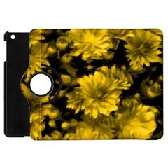 Phenomenal Blossoms Yellow Apple iPad Mini Flip 360 Case by MoreColorsinLife