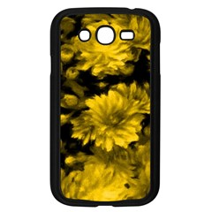 Phenomenal Blossoms Yellow Samsung Galaxy Grand Duos I9082 Case (black) by MoreColorsinLife