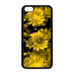 Phenomenal Blossoms Yellow Apple Iphone 5c Seamless Case (black)