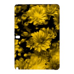 Phenomenal Blossoms Yellow Samsung Galaxy Tab Pro 10 1 Hardshell Case